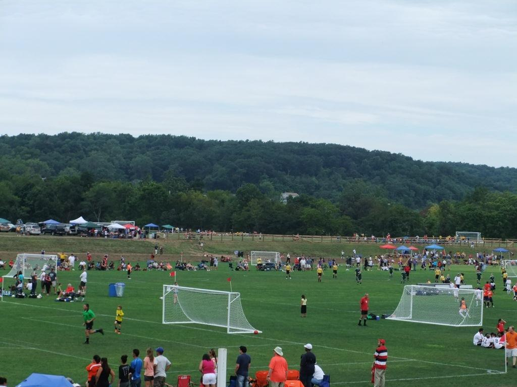 Dulles National Soccer Tournament 2012