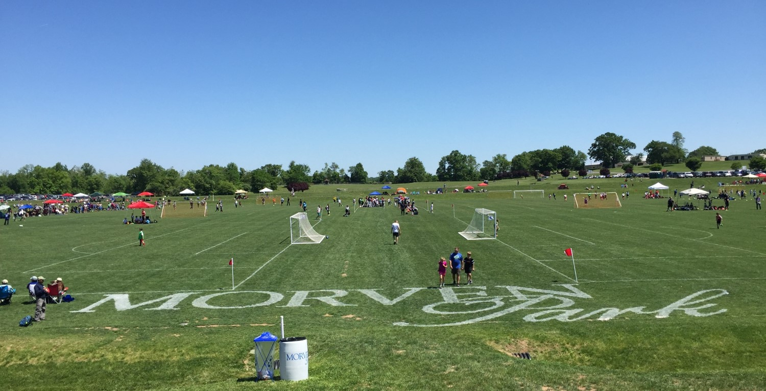The Virginian Memorial Day Tournament - May 2015